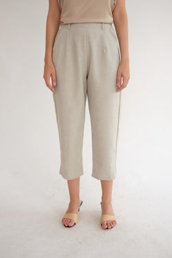 Soho Daily Pants in Khaki