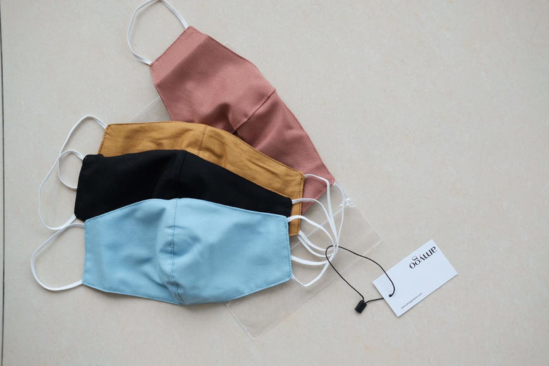 Cloth Mask Package 4pcs