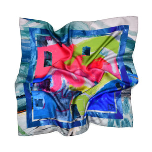 Bay Silk Scarf