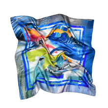 Load image into Gallery viewer, Bowland Silk Scarf