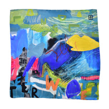 Load image into Gallery viewer, Elterwater Silk Scarf