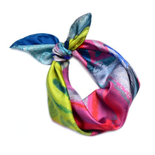 Load image into Gallery viewer, Grange Silk Scarf
