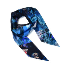 Load image into Gallery viewer, Skelwith Skinny Silk Scarf
