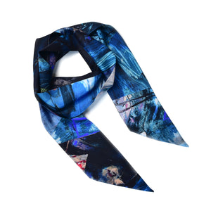 Skelwith Skinny Silk Scarf