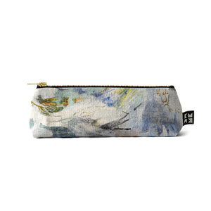 Abstract Linen Case