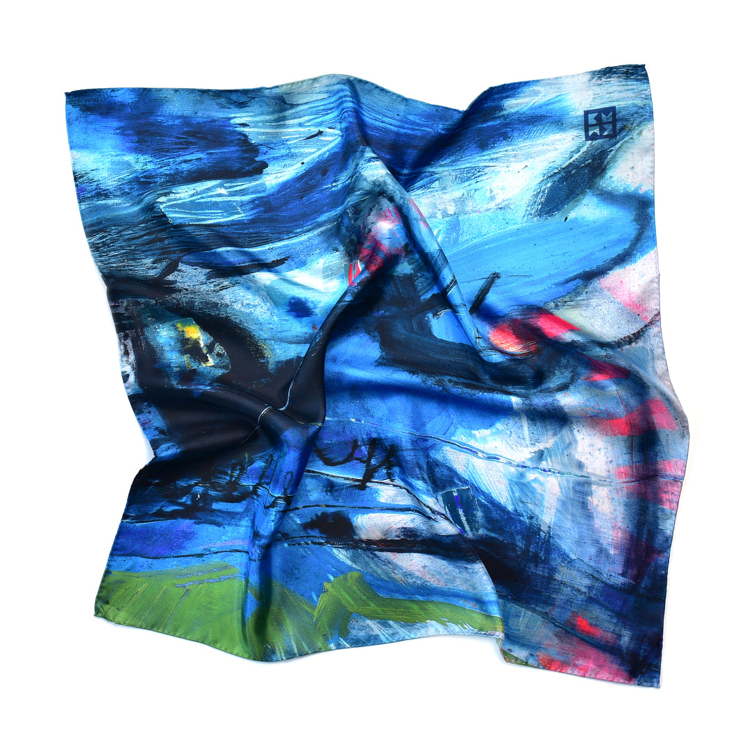 Skelwith Silk Scarf