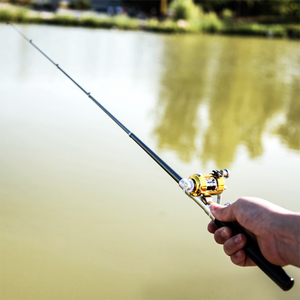 【Hot Sale!!!】Pocket Pen Fishing Pole