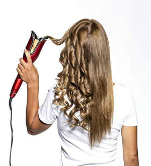 The most beautiful person - rose type hair curler