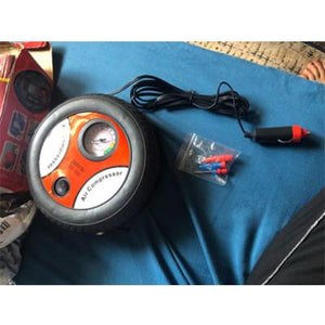 Flat compressor Automotive air compressor