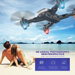 LAST DAY PROMOTIO 70% OFF -  FQ777 Drone