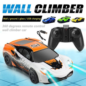 The best gift-Wall Climbing Car