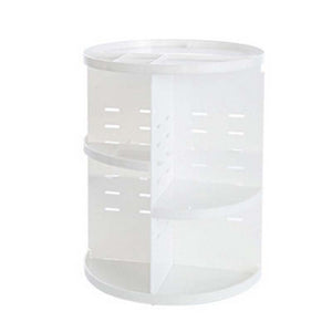 360 Degree Rotate Makeup Organizer Box