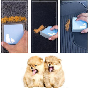 Magic Pet Hair Lifter Sponge