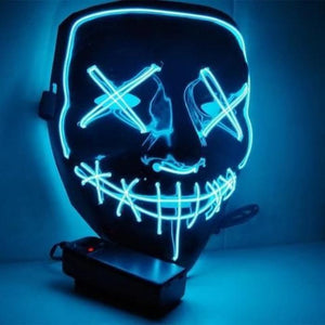 Halloween-Party & Rave LED Mask(Buy 2 Get Free Shipping)