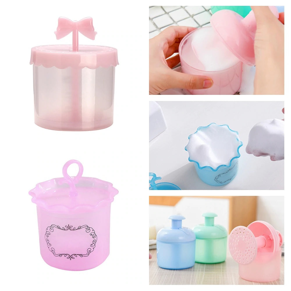 Body Wash Bubble Foam Maker