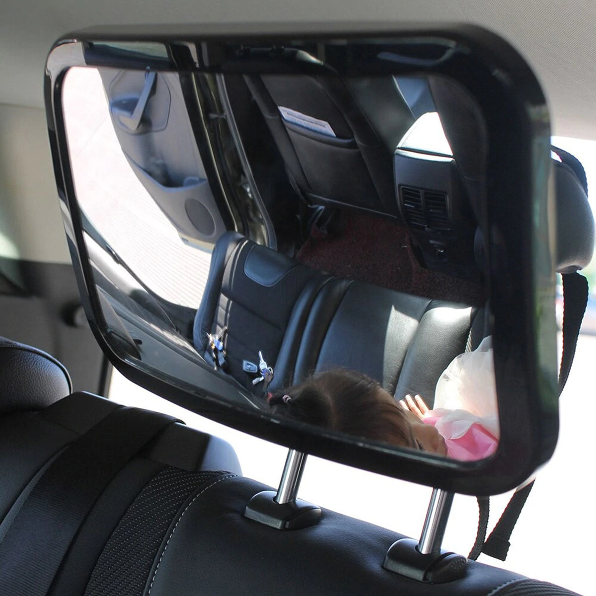 360 Degree Rotatable Baby Car Mirror