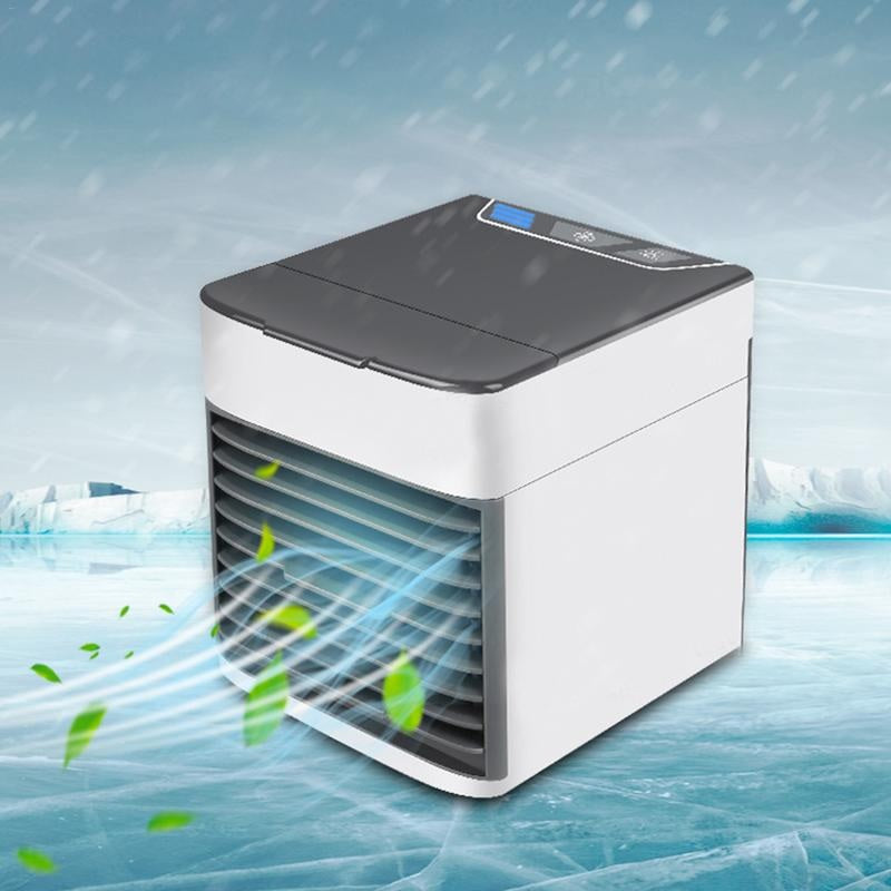 Portable Evaporative Air Cooling Desktop AC Unit