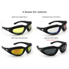 Anti-UV, Polarized, & Night Vision Daisy Glasses