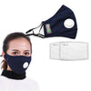 Comfortable Anti Pollution Mask Offering Great Protection