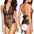 Bodysuit Sexy Underwear Backless Women's Teddy