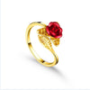 Flower Rings for Women