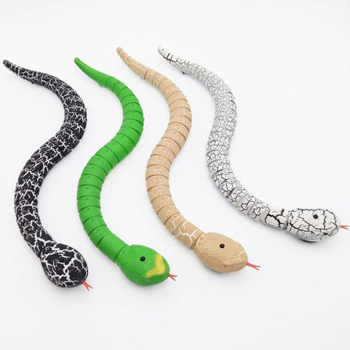 Fun Remote Control Lifelike Snake for Children
