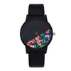 Luxury Top Brand Floral Watch