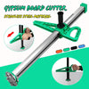 gypsum board cutter