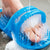 Plastic Bath Shoe Shower Foot Scrubber & Massager