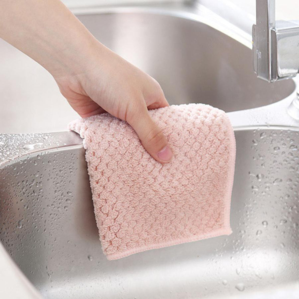 Dish Drying Absorbent Towels