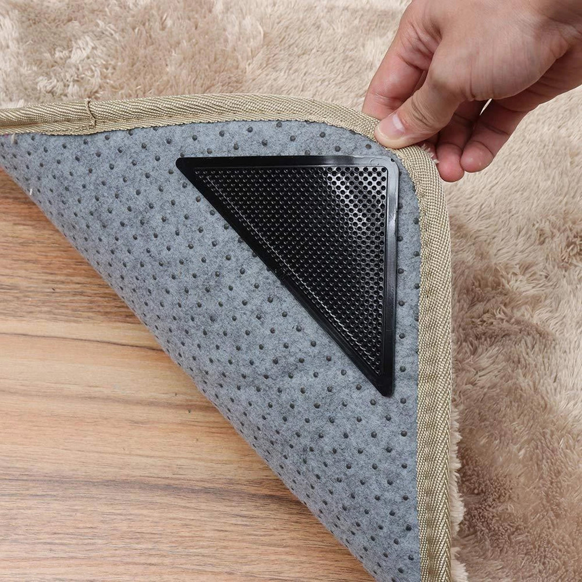 Reusable Anti-Skid Non Slip Rug Pad