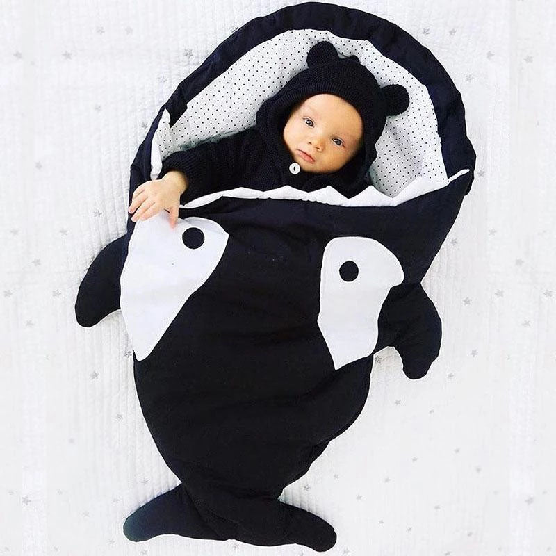 Shark Shap Baby Sleeping Bags