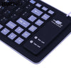 Soft & Portable Mini Wired Silicone Keyboard