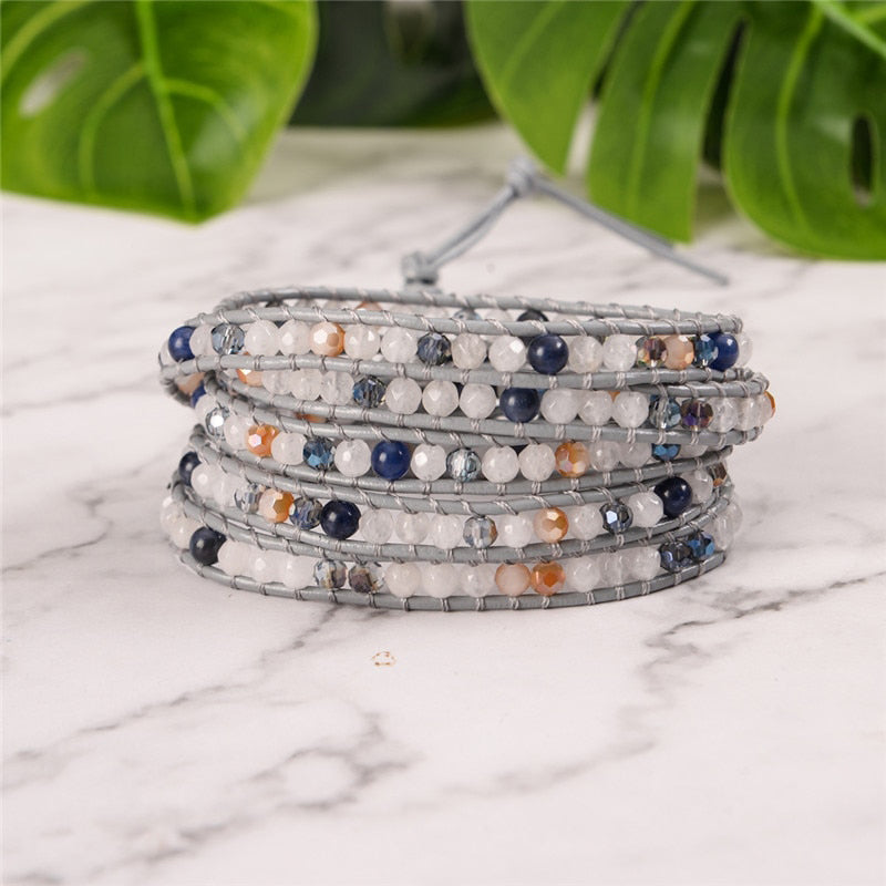 Unique Wrap Bracelet for Women