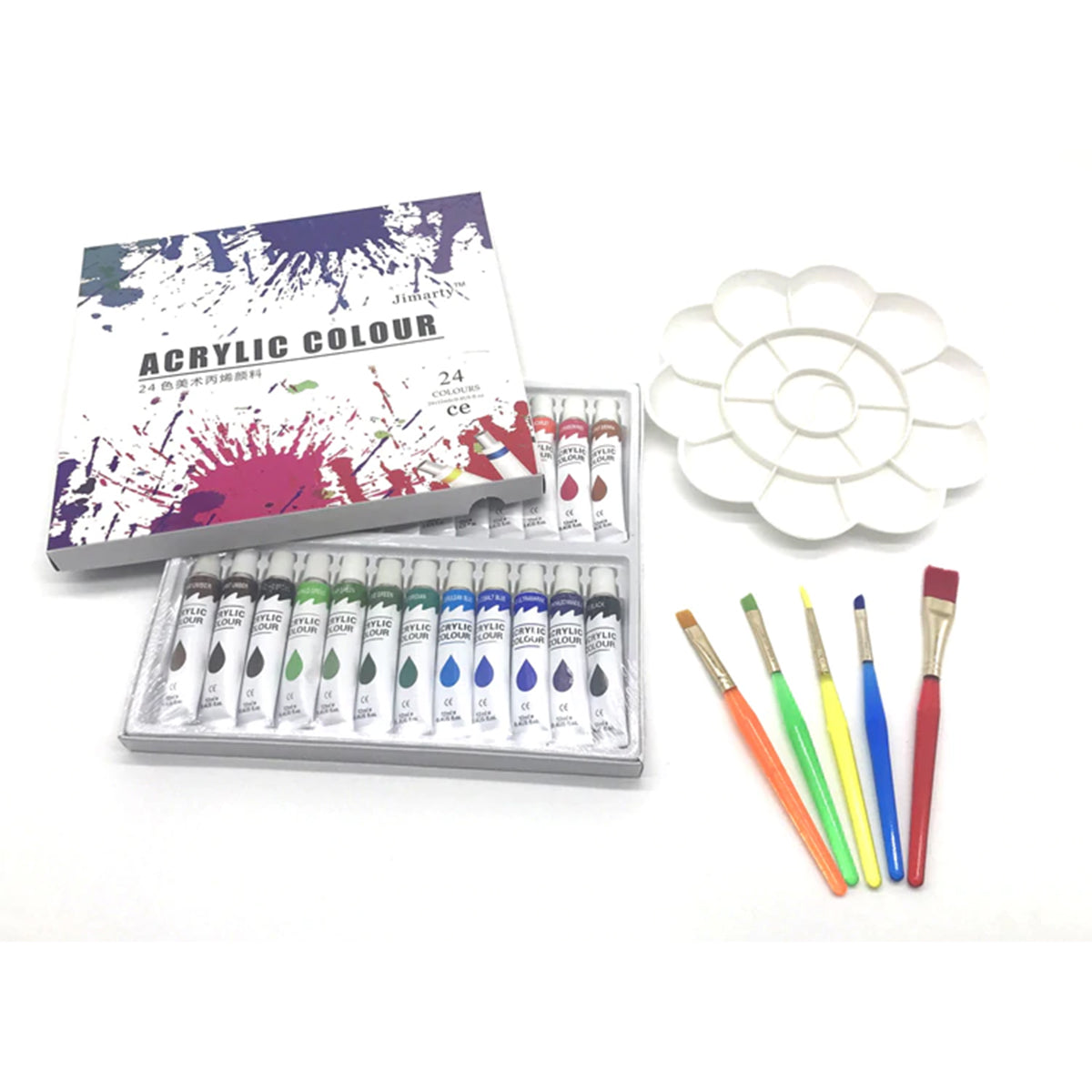 Fabric Drawing Acrylic Paint Set
