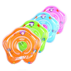Inflatable Baby Neck Float Ring