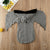 Bat-Shaped Infant Clothes