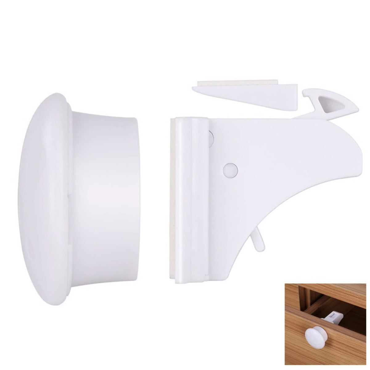 Security Cabinet Magnetic Baby Locks