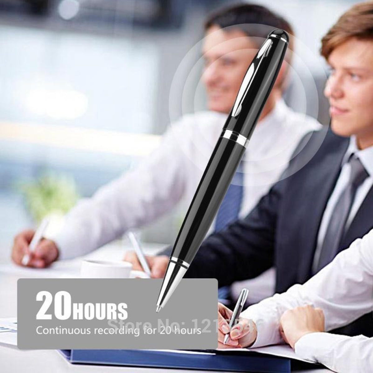 16Gb Digital Voice Recorder Pen