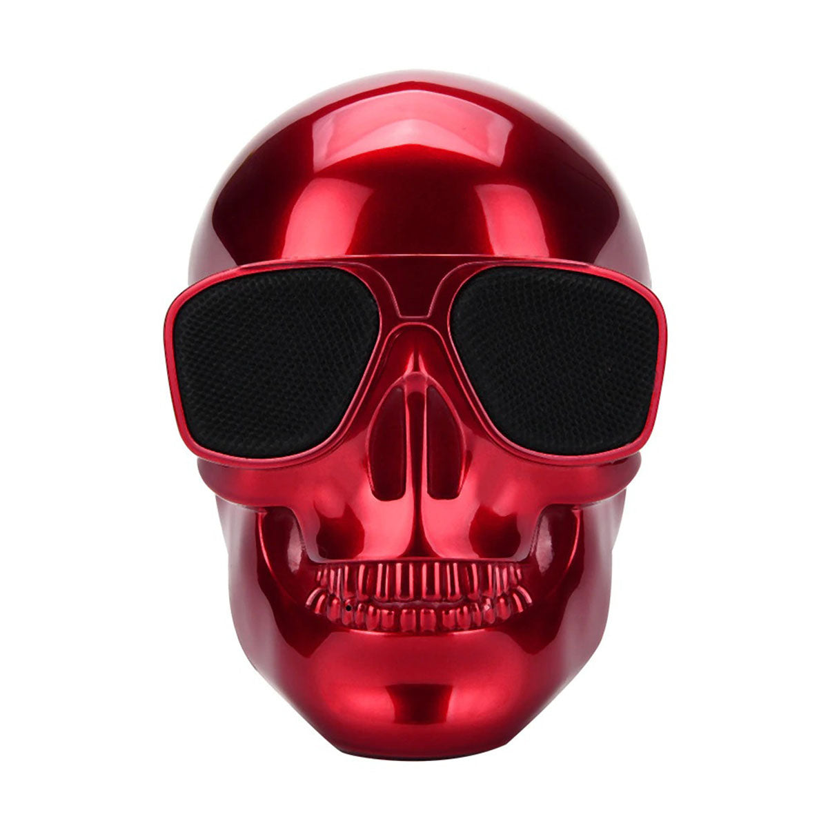 Bluetooth Skull Speaker with HD Sound