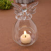 Crystal Tea Light Angel Candle Holder