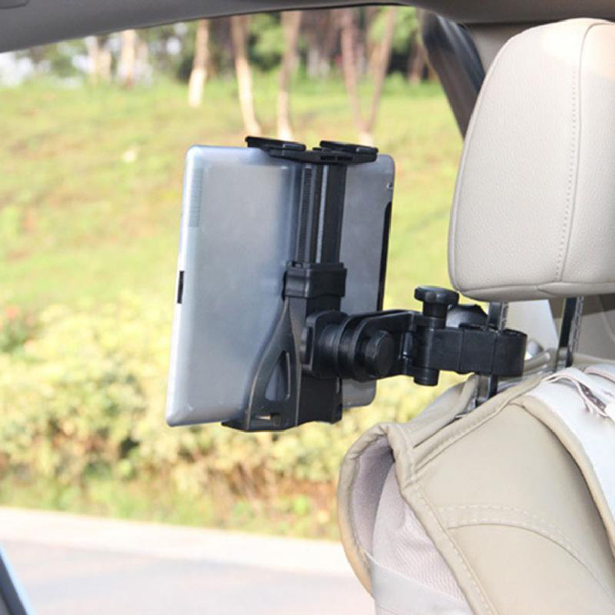 Tablet Holder for Car Seat Back