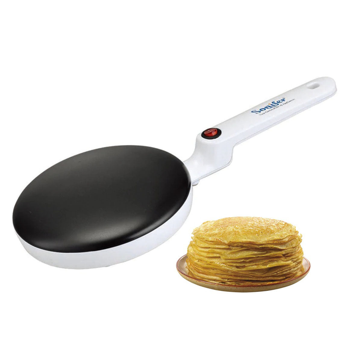 Electric Non-Stick Baking Crepes Maker
