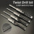 Woodworking Chisel Set Mortiser Drill Bit for Drill Press