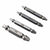 4pcs Titanium Screw Extractor Set