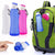 Eco-Friendly collapsible silicone water bottle