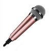 Portable 3.5mm Stereo Mobile Mic