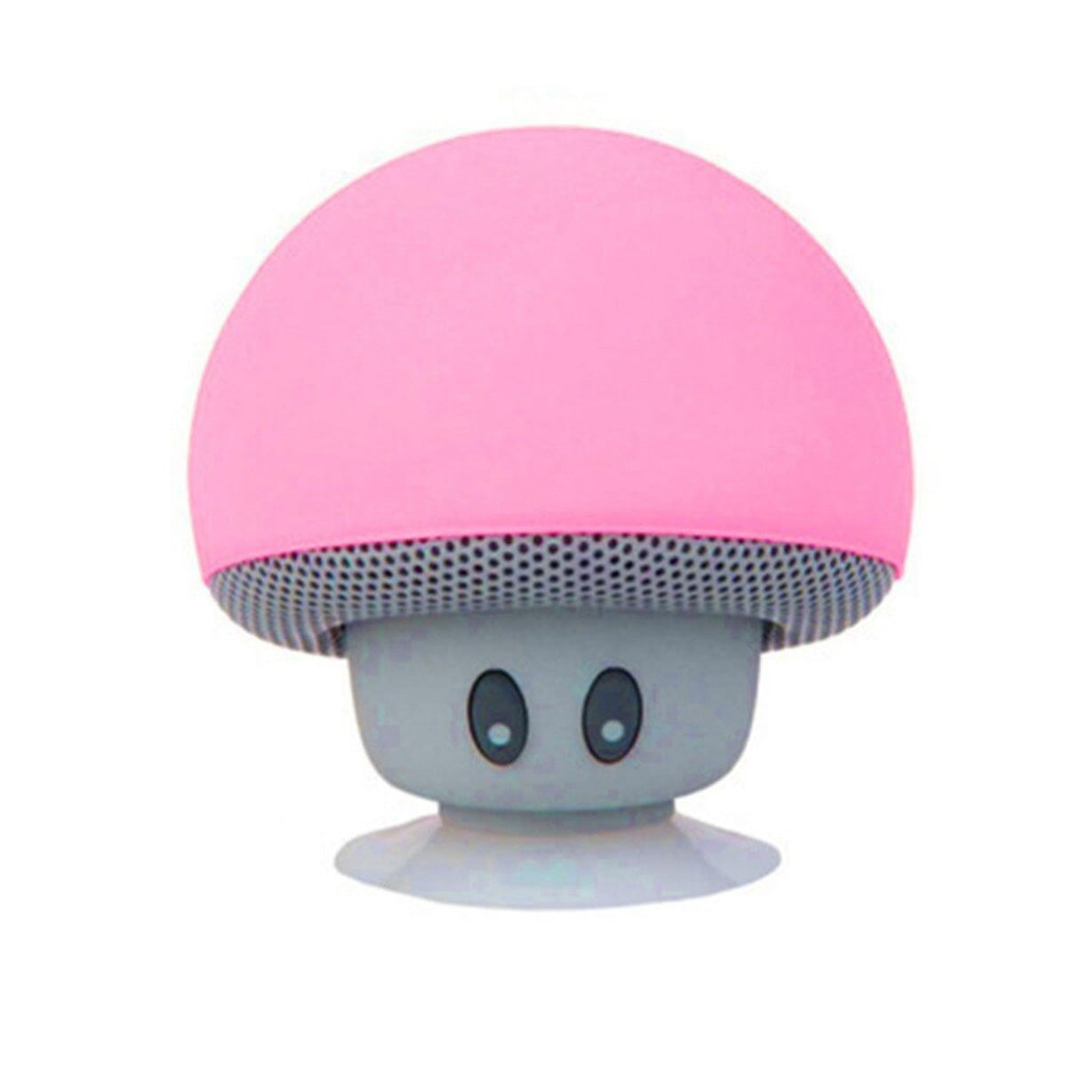 Portable Bluetooth Phone Support Mini Mushroom Speaker