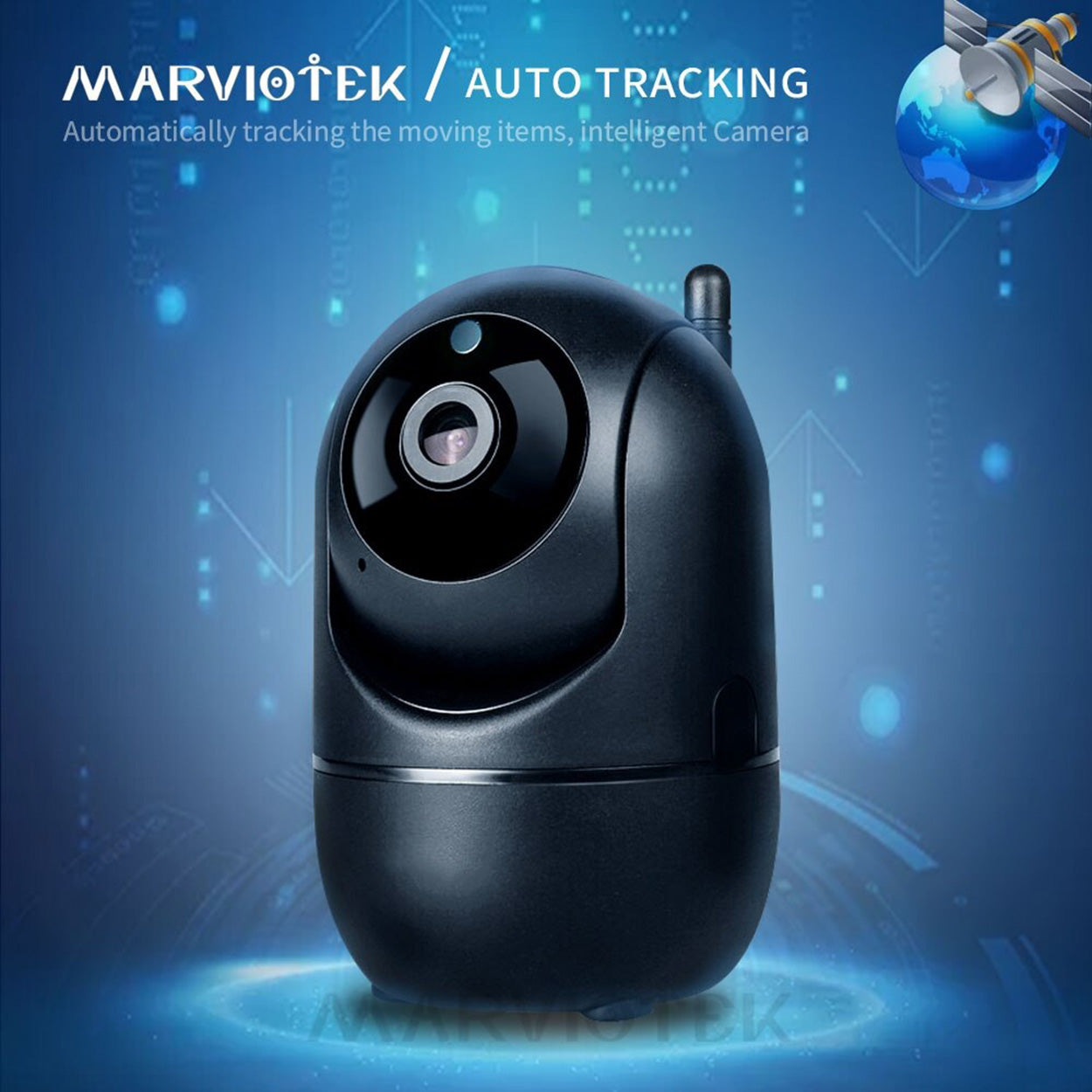 wireless motion activated camera