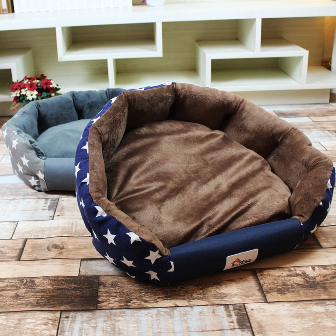 Waterproof Large Camping Bed for Dogs